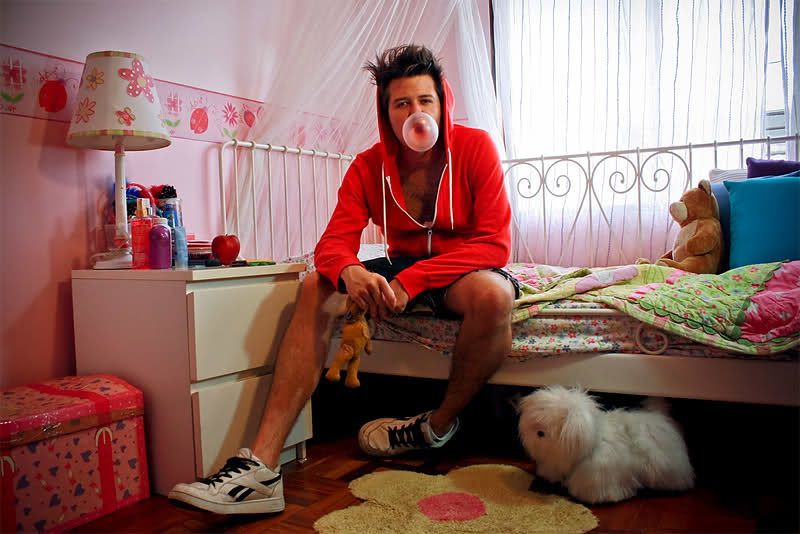 bubblegum, photography, fashion, teenager's bedroom