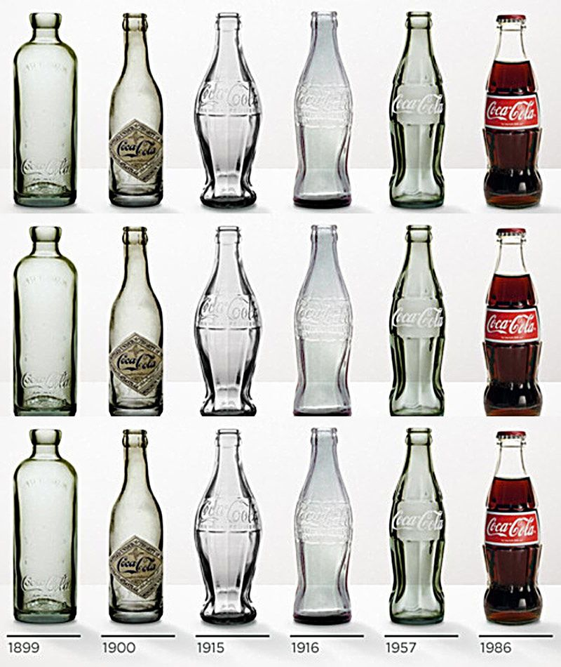 1957 coke bottle