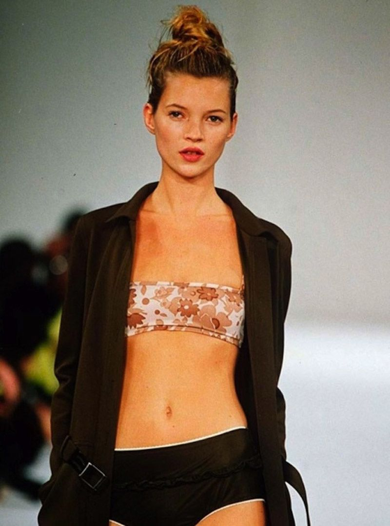 Fashion Model Kate Moss, Style inspiration, Fashion photography, Long hair