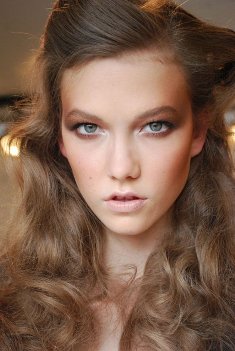 Fashion Model Karlie Kloss, Style inspiration, Fashion photography, Long hair