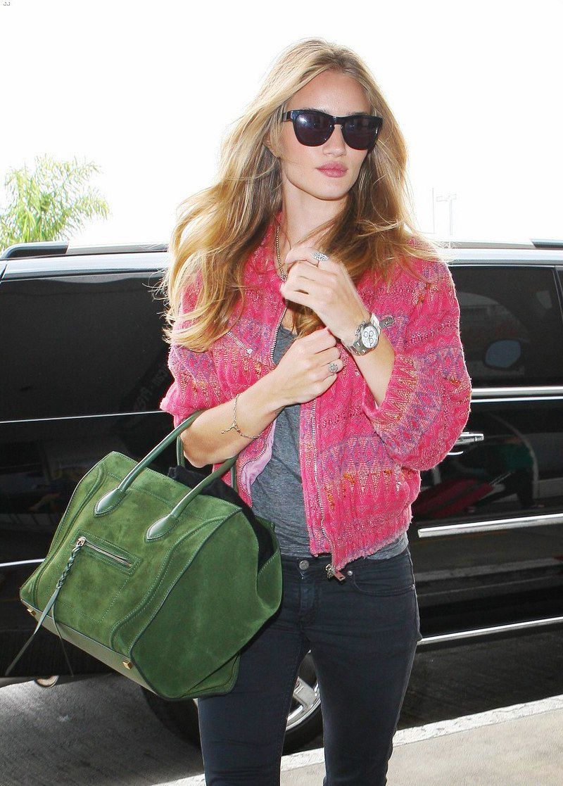 Fashion Model Rosie Huntington-Whiteley Style inspiration, Fashion photography, Long hair