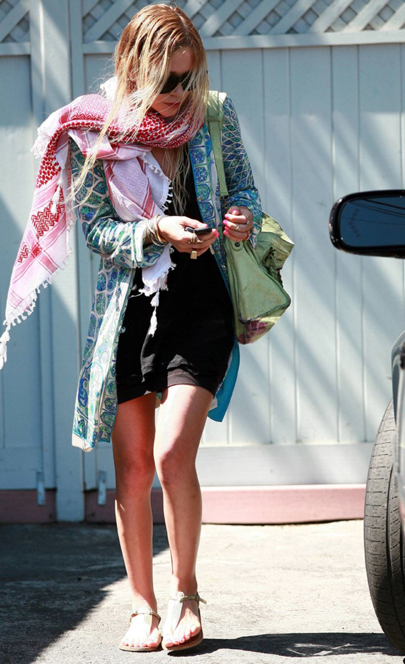 MARY-KATE OLSEN &quot&#x3B;GET THE LOOK&quot&#x3B;