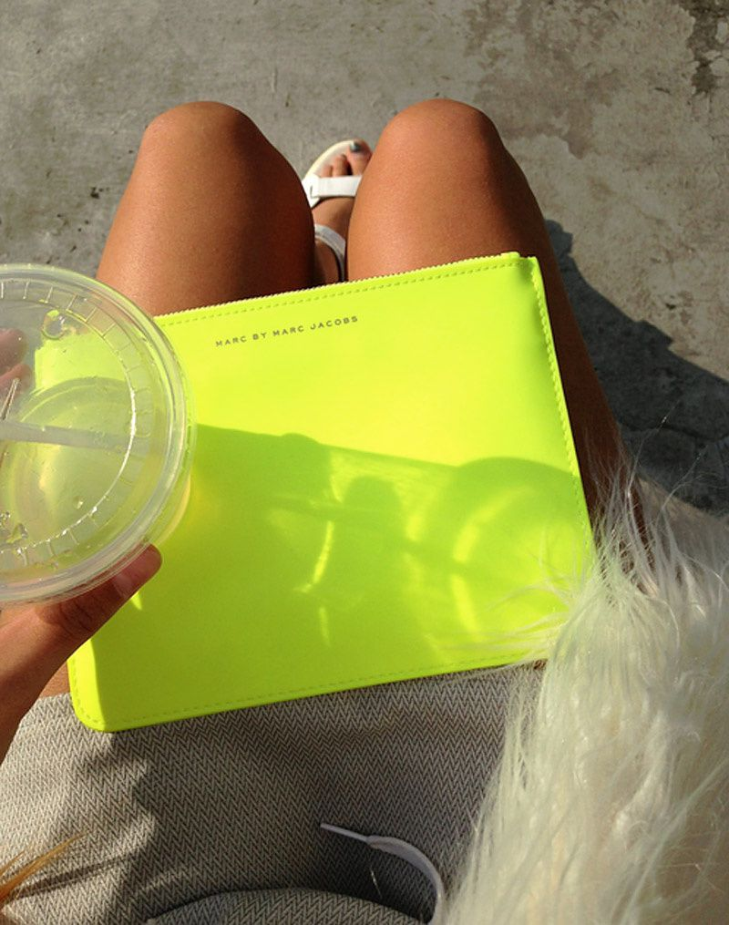 MARC by MARC JACOBS in NEON
