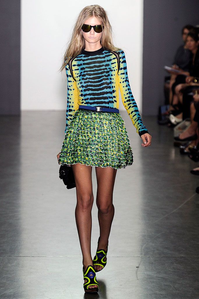 #TBT: REVISITING Proenza Schouler Spring 2010 Ready-to-Wear