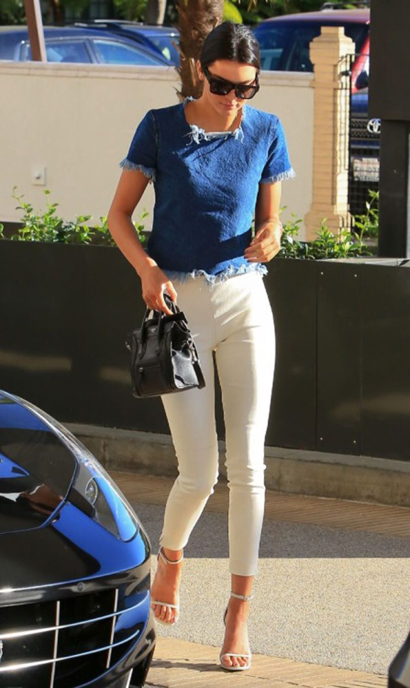 GET THE LOOK: KENDALL JENNER