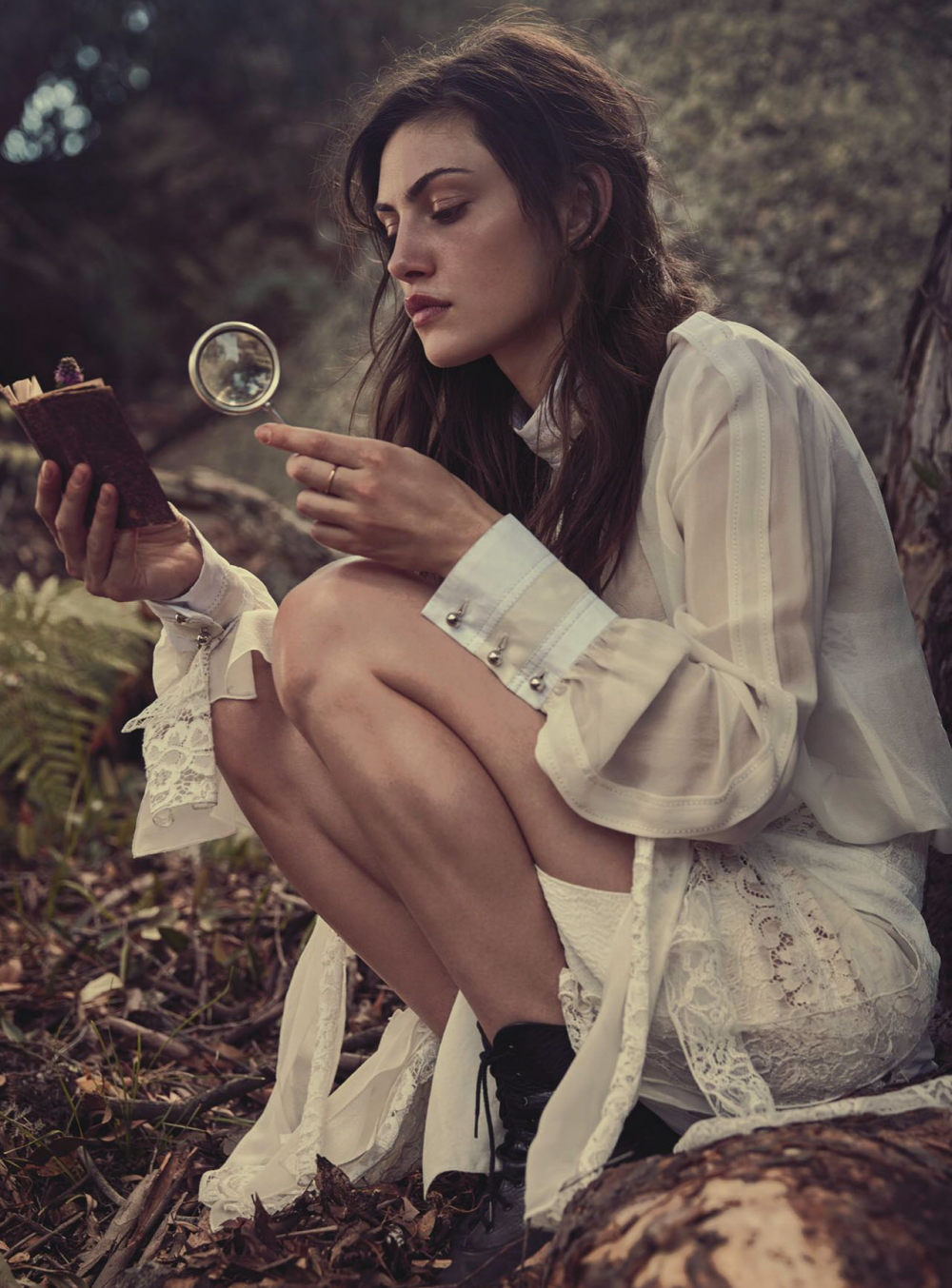 PHOEBE TONKIN FOR VOGUE AUSTRALIA MARCH 2015