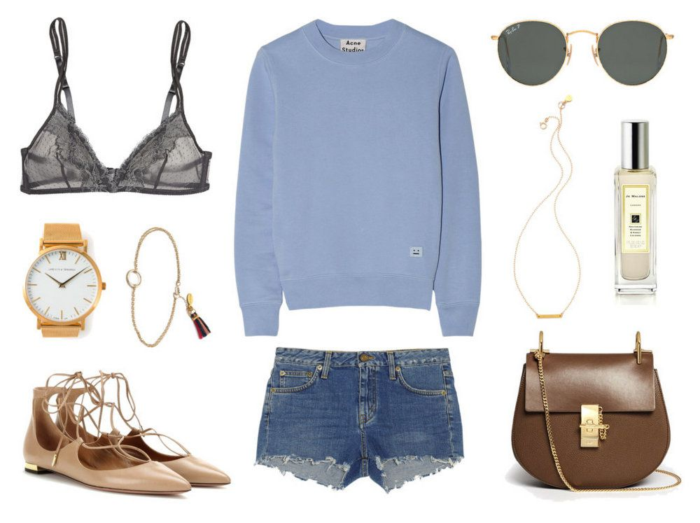 CASUAL COOL SPRING OUTFIT