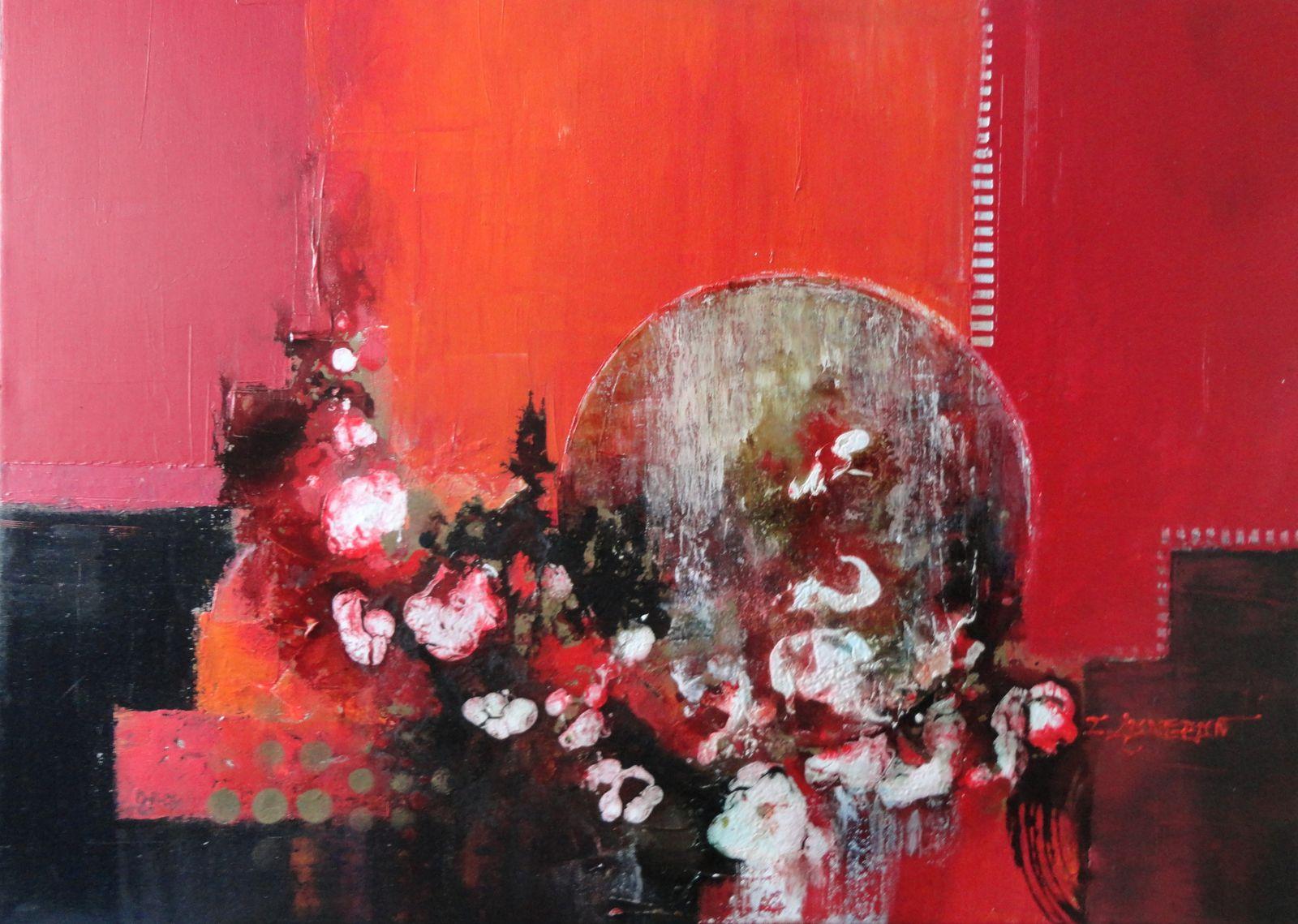 """""""L'écume des jours"""" de Chantal Longeon (novembre 2013)."""