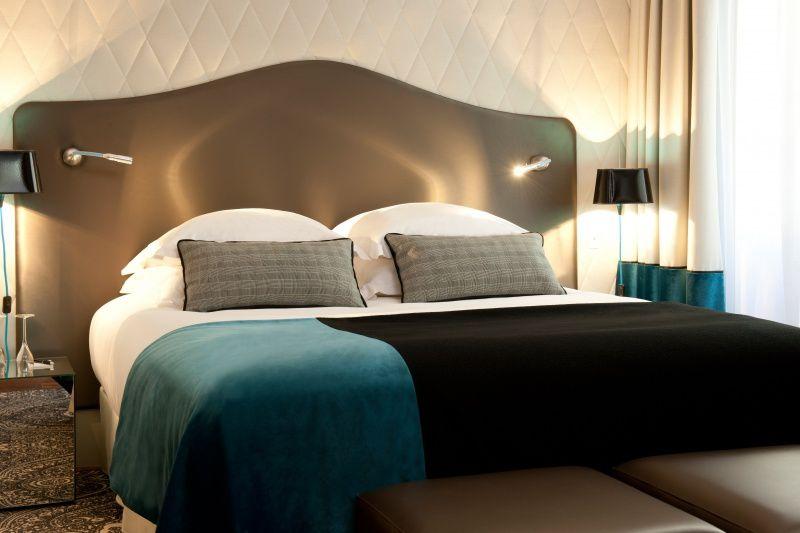 Nuit de rêve à l'Hôtel Edouard 7