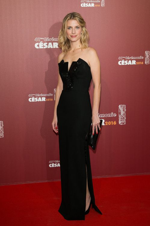 Mélanie Laurent en Yves St-Laurent