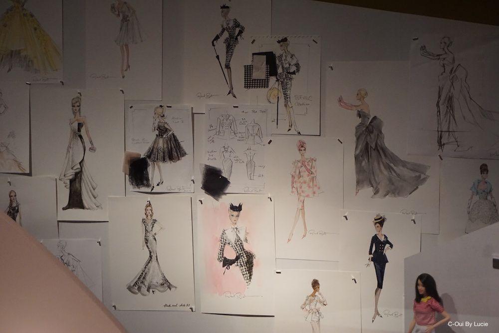 Barbie au Musée des Arts Décoratifs