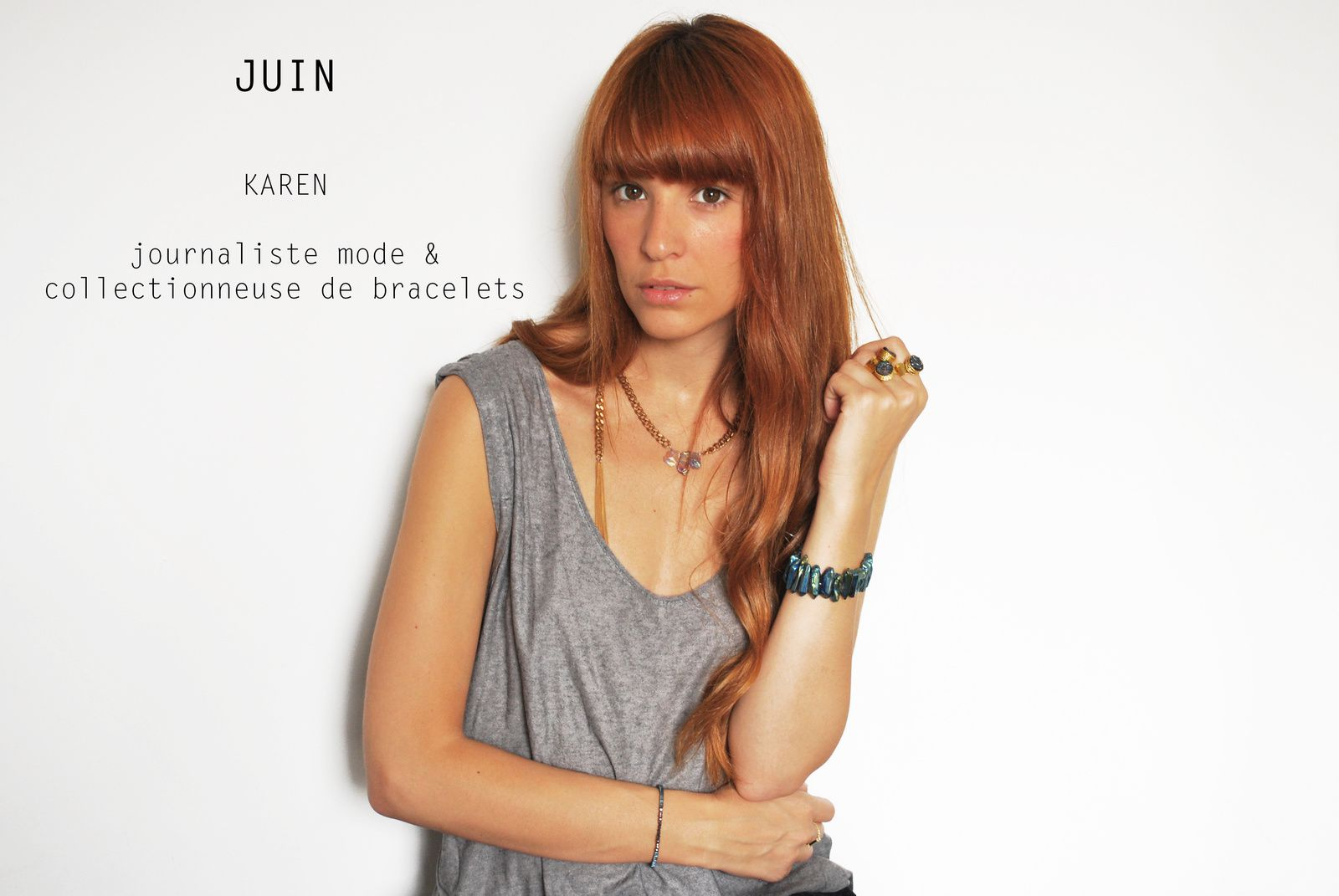 Collection juin 2014 / Indie / Karen
