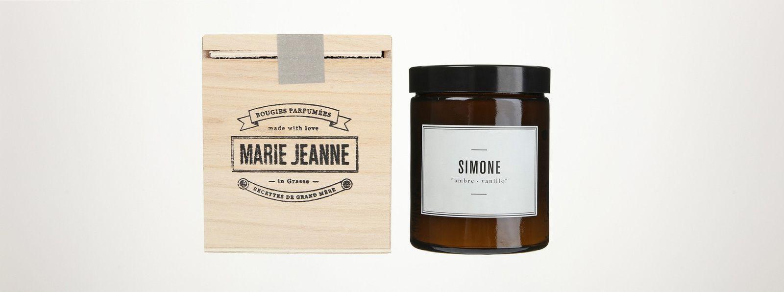 Marie Jeanne / Simone