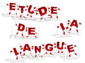 programmation étude de la langue et littérature