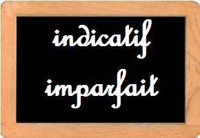 Phrases à l'imparfait (à dicter)