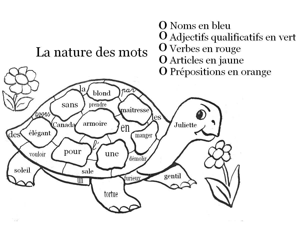 Coloriage Magique Registre De Langue.Coloriage Magique La Classe De Myli Breizh