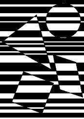 Art visuel cycle 3 : le zèbre code barre
