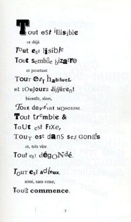 Jean- françcois bory, le cagibi de MM FUst et Gutenberg