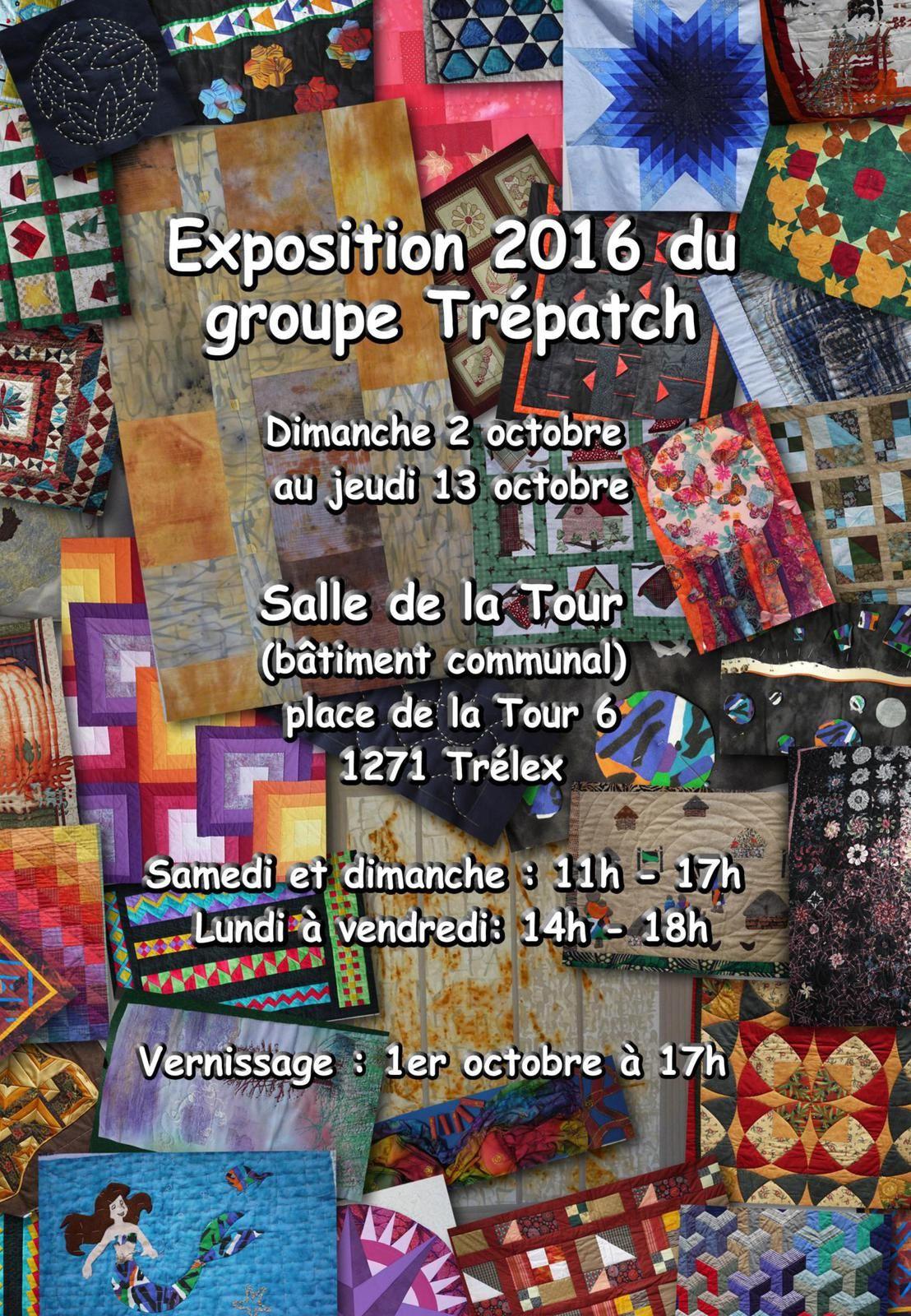Exposition à Trélex