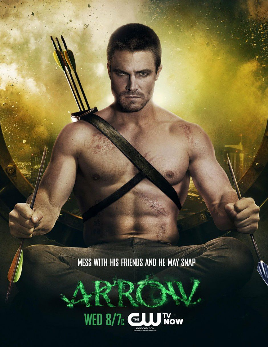 [AVIS] Arrow, les super héros reviennent à la TV !