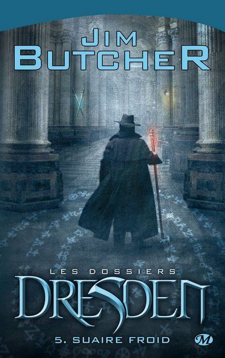 Les Dossiers Dresden Tome 5