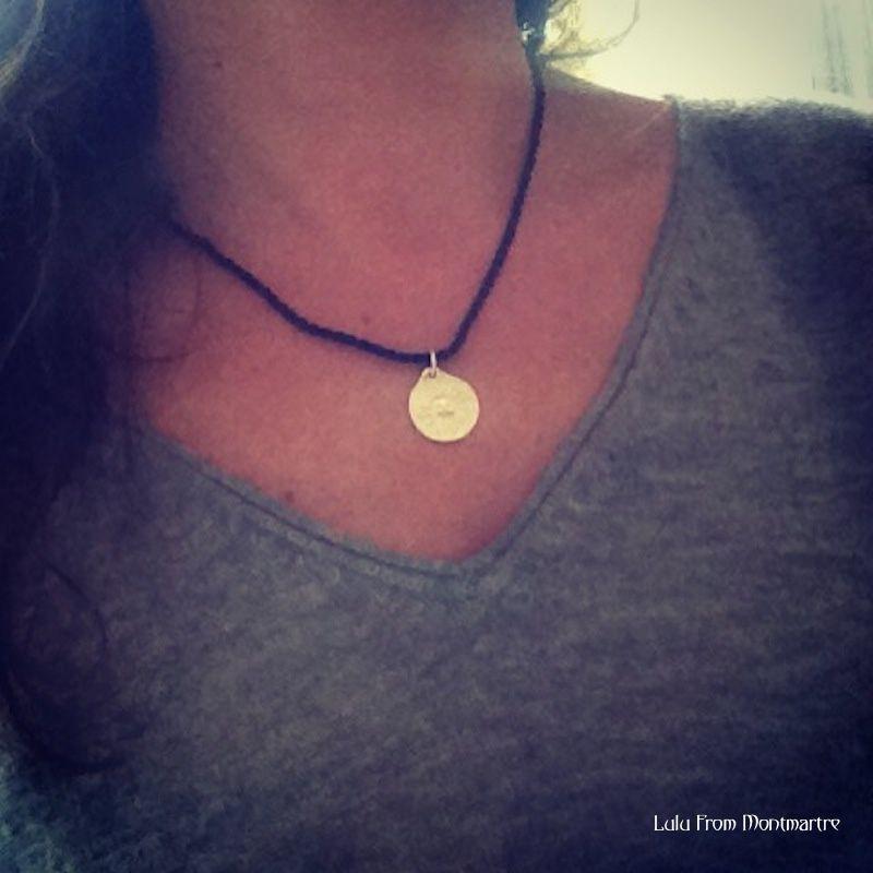 La médaille : tout un symbole...