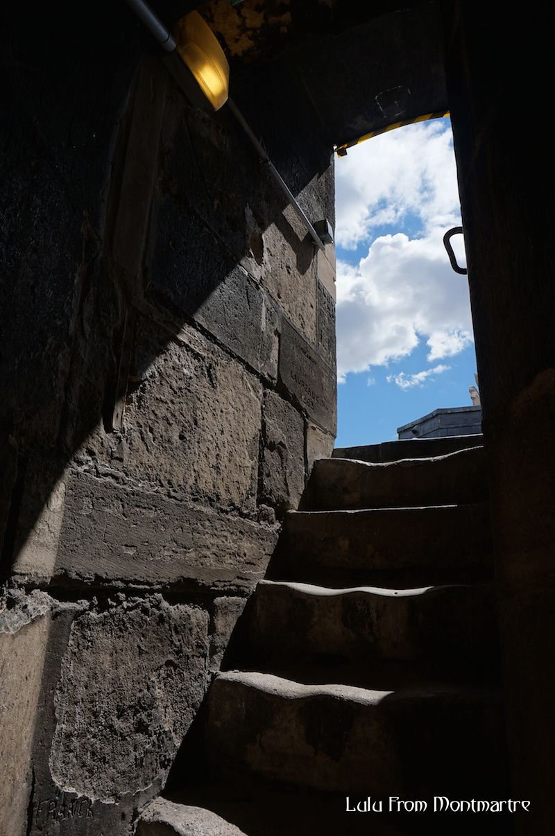 Visite de la Tour Saint-Jacques