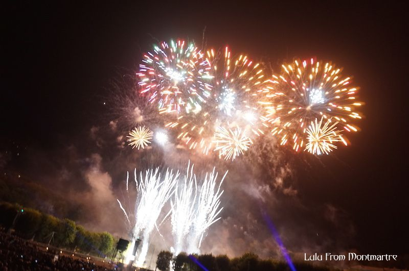 Le grand feu de Saint-Cloud : simplement fabuleux