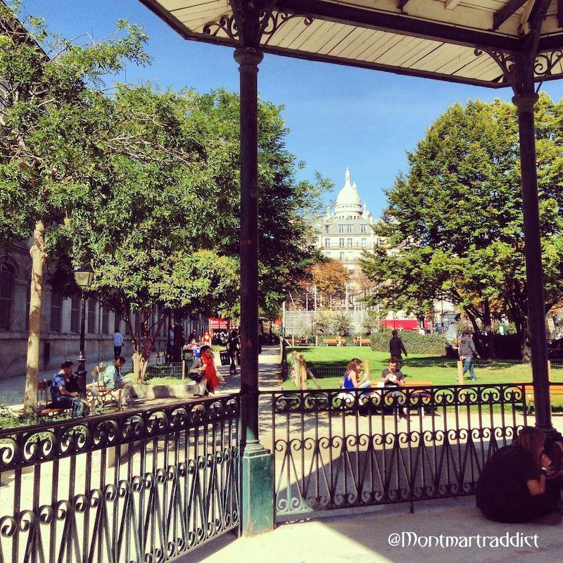 01. L'été indien à Montmartre, 75018