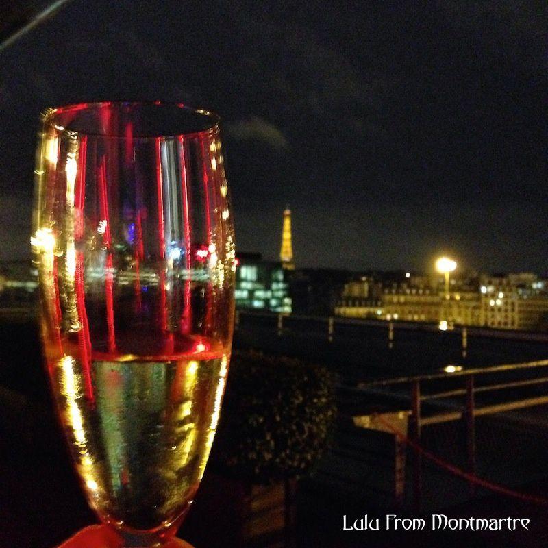 07. Champagne avec vue sur la Tour Eiffel, Paris 75017