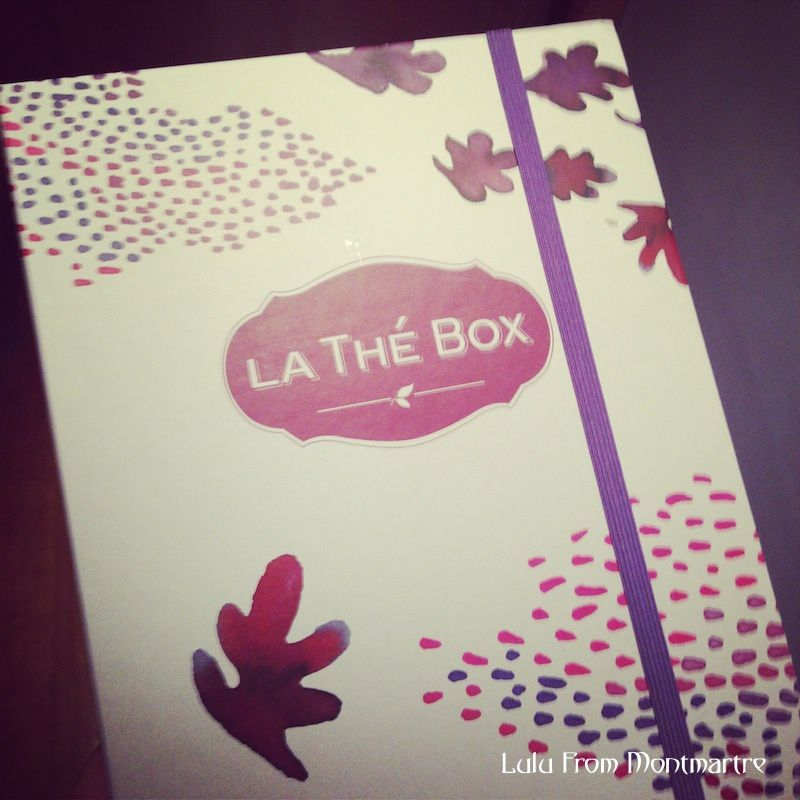 07. Ma Thé Box d'octobre