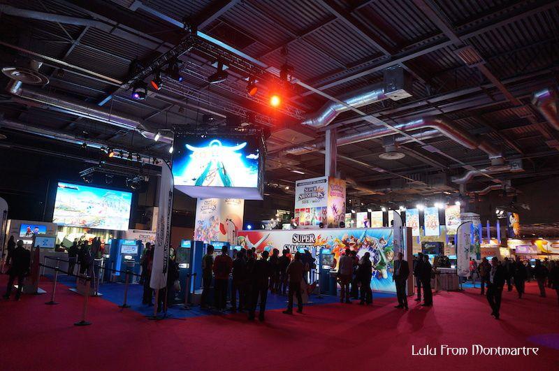 Paris Games Week 2014 : n'est pas gamer qui veut !
