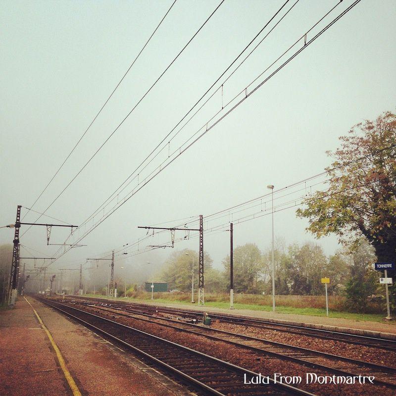03. Brouillard sur les voies, Tonnerre 89700