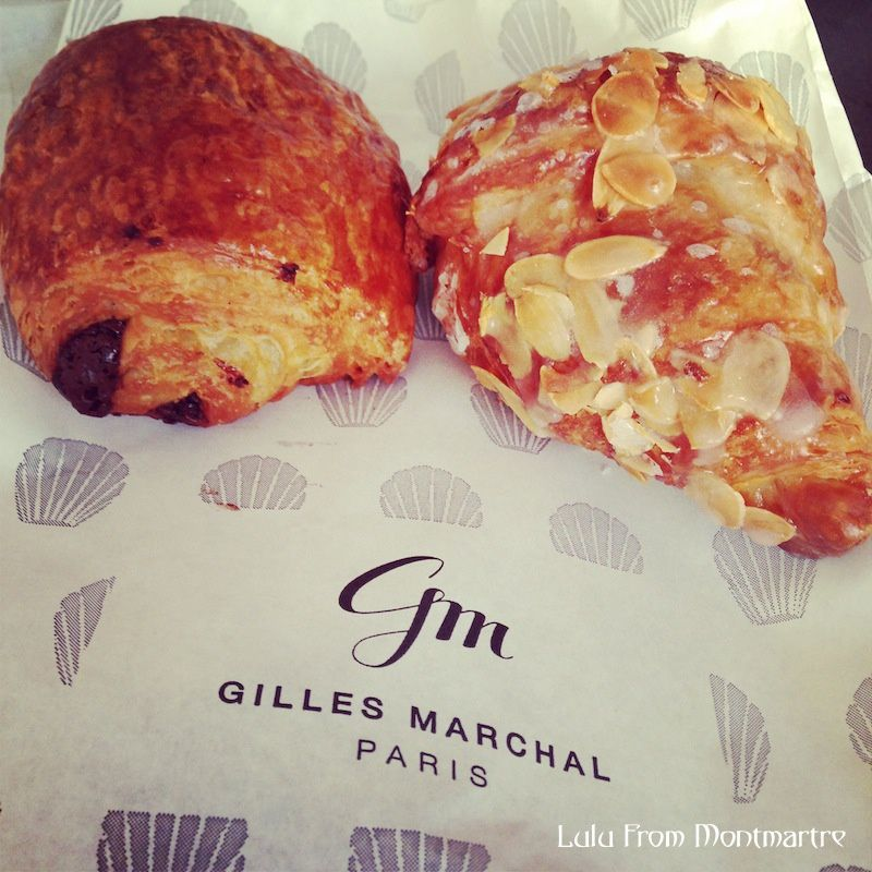 10. Viennoiseries by Gilles Marchal, Montmartre 75018