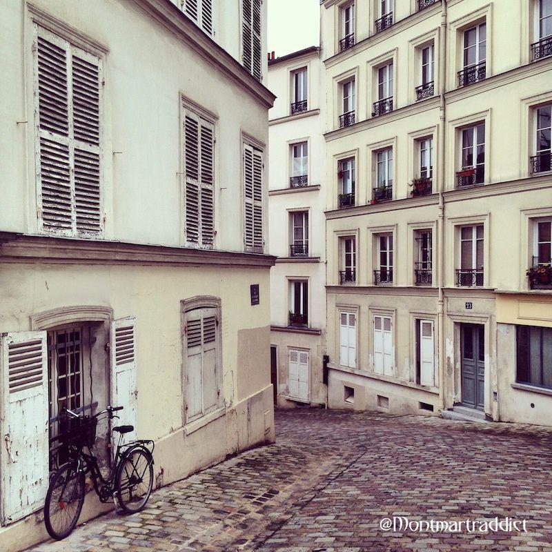 05. Rue du Chevalier de la Barre, Montmartre 75018