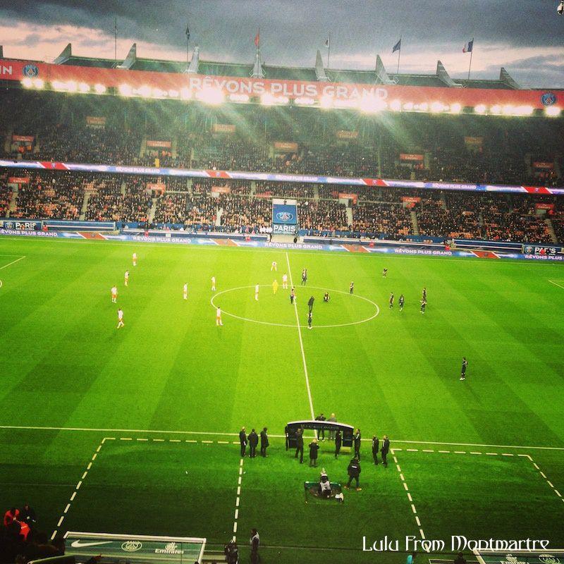 01. Match au Parc des Princes, Paris 75016