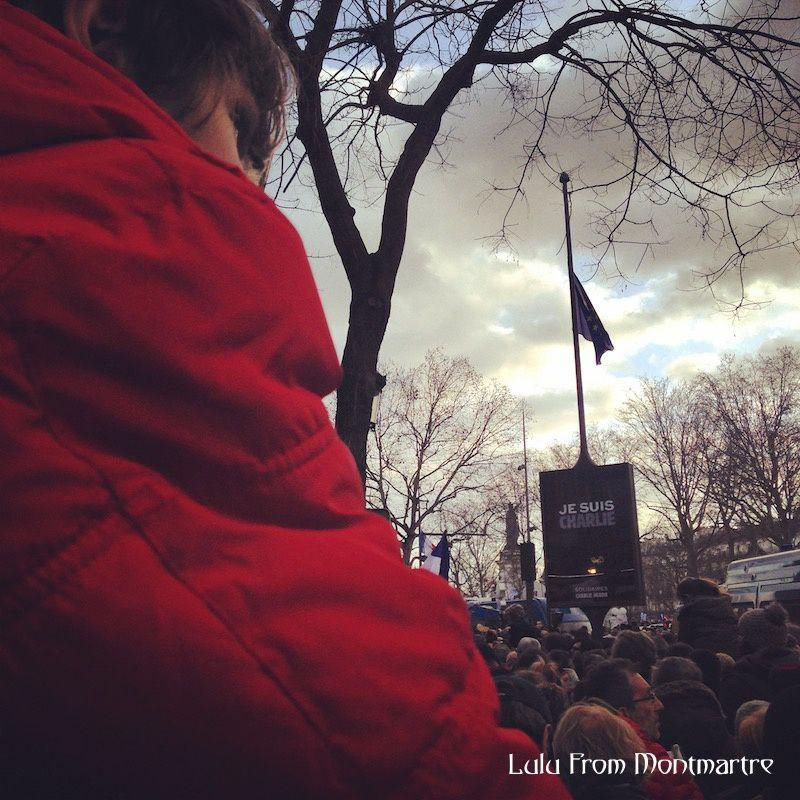 Le jour où j'ai marché pour la liberté