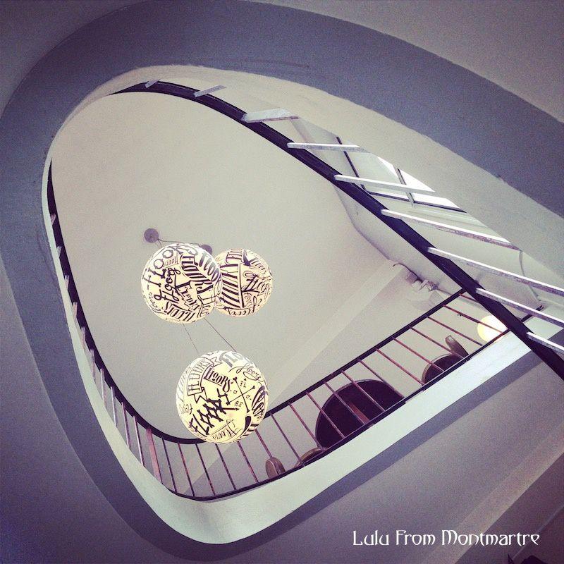 04. Passion escaliers, Montmartre 75018