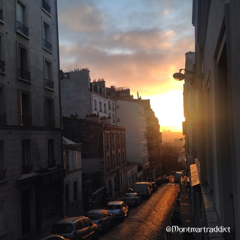 03. Petit matin à Montmartre, 75018