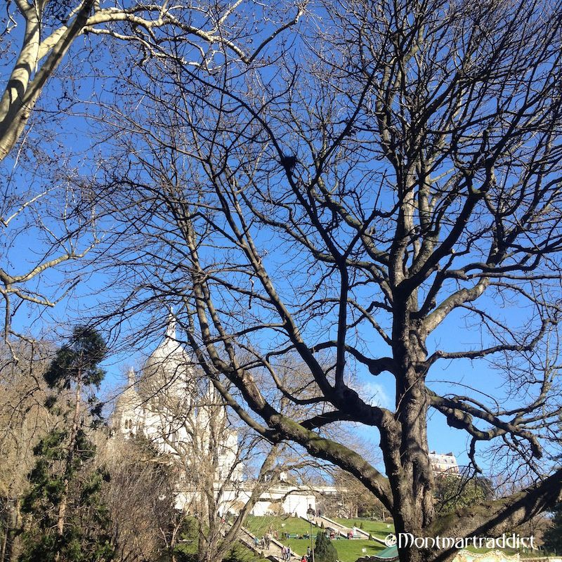 09. Retour du soleil à Montmartre, 75018