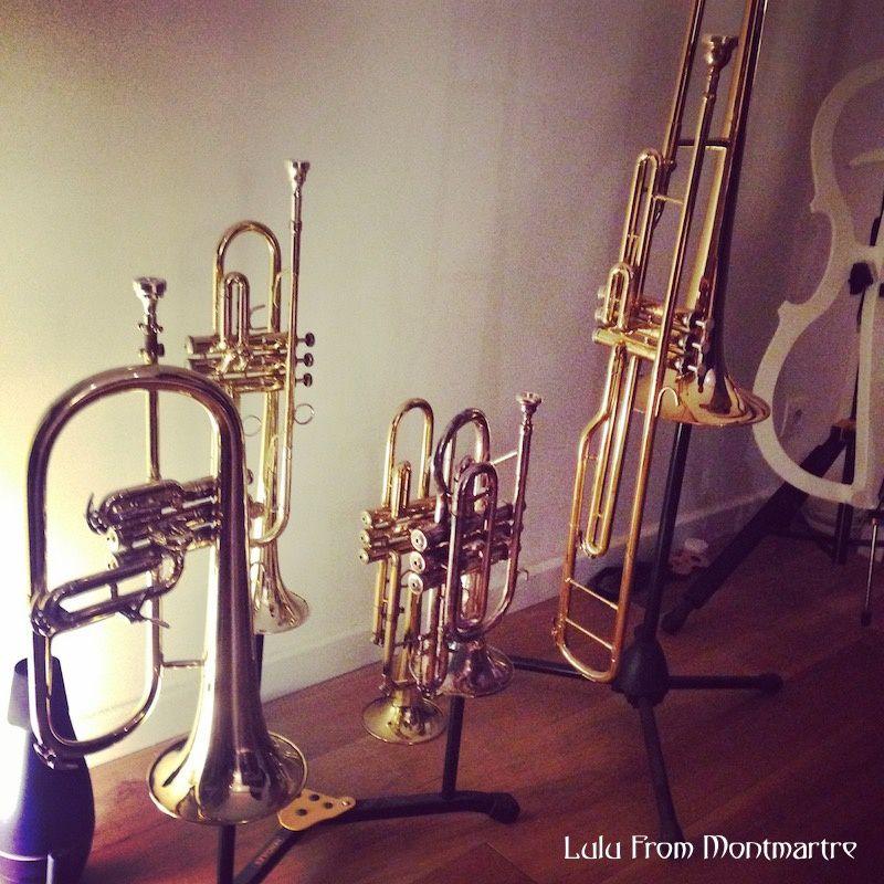 01. Trompettes party, Saint-Cloud 92210