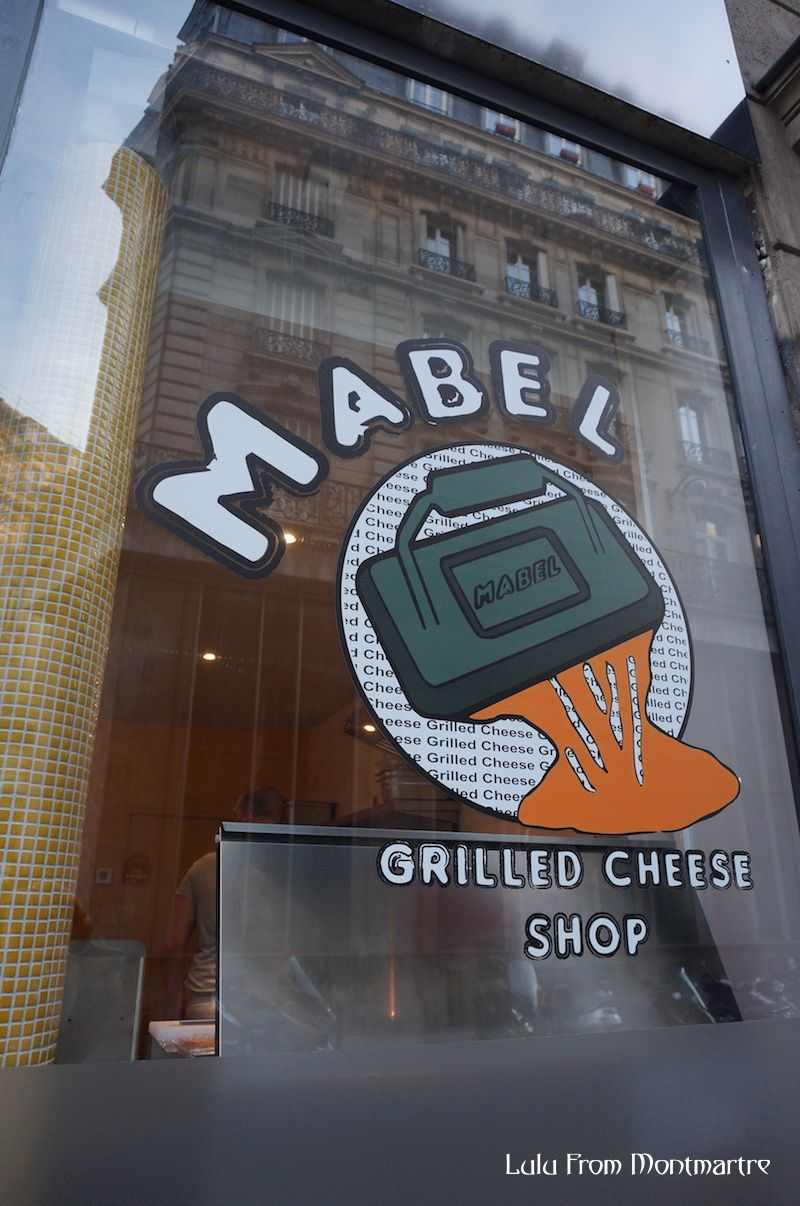 Mabel : rhum and grilled cheese