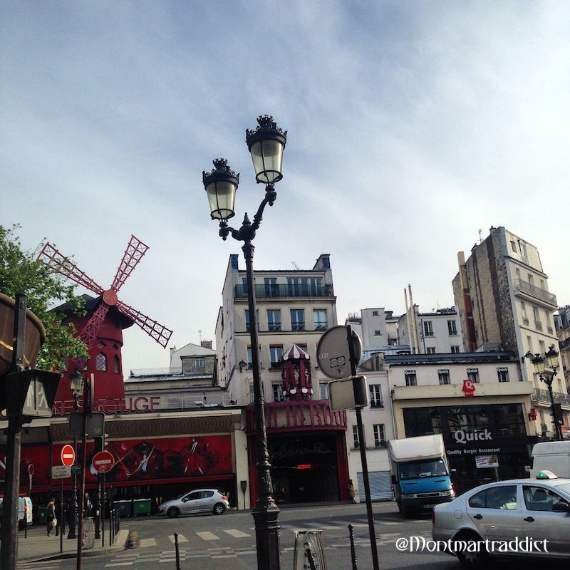 03. Moulin Rouge, Montmartre 75018