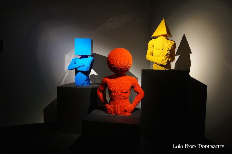 Lego The Art Of The Brick : amazing !