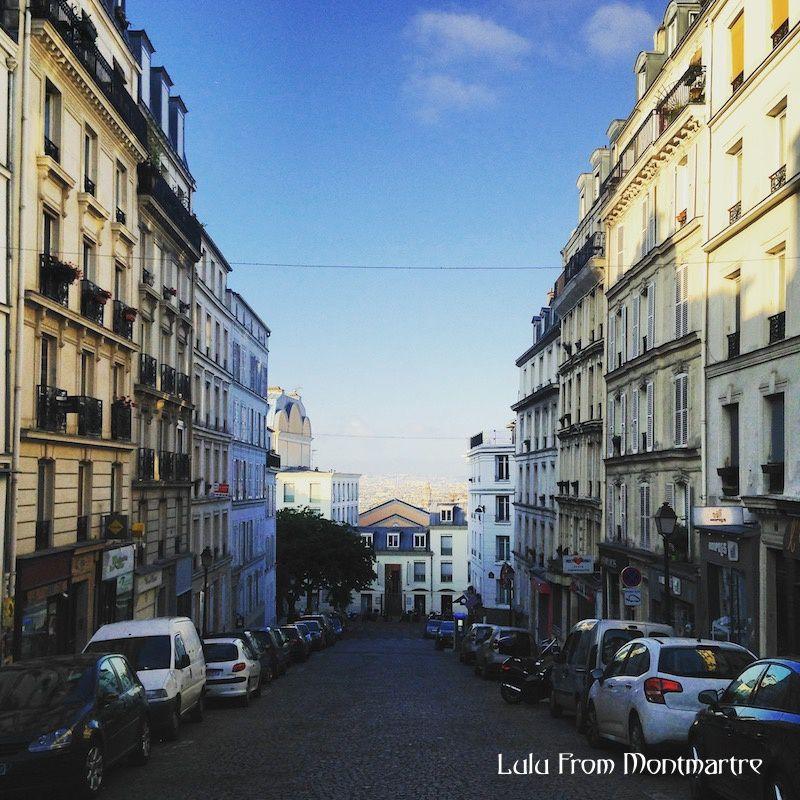 09. (Trop) tôt le matin, Montmartre 75018