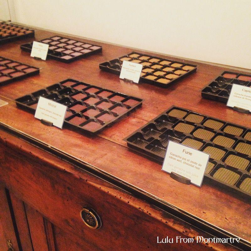 05. Des chocolats comme des bijoux, Mouffetard 75005