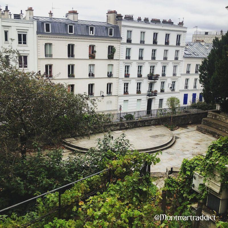 07. Les arènes de Montmartre, 75018