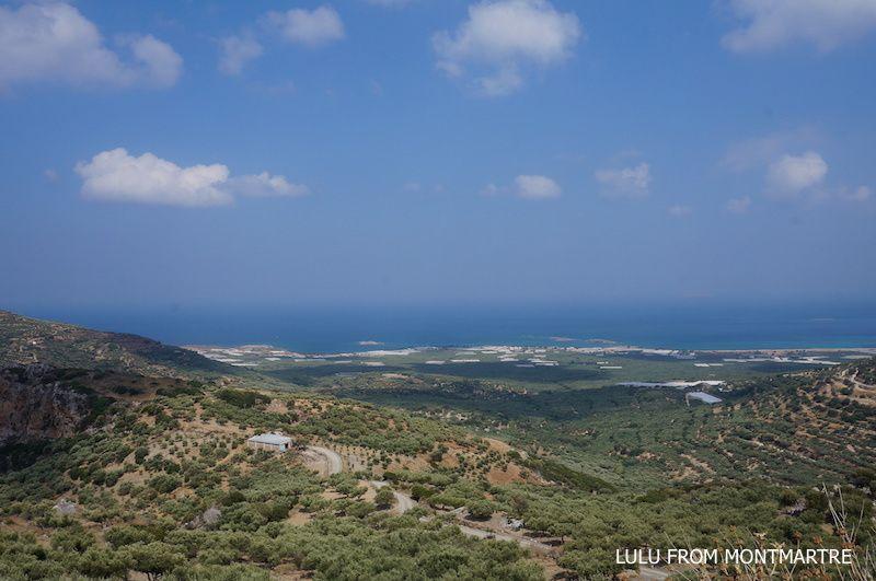 Crète 2015 : L'île d'Elafonissi