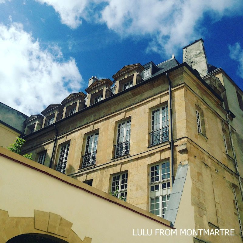 04. Architecture parisienne, 75003