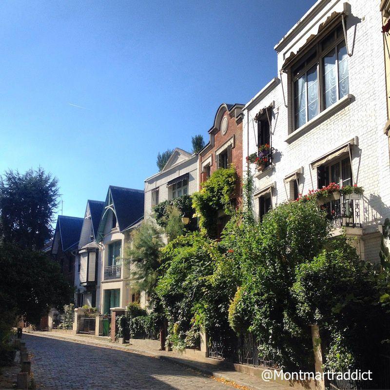 06. Ville Léandre, Montmartre 75018
